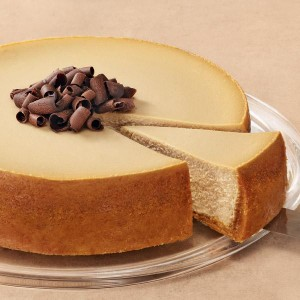 Cappuccino Cheese Cake Source: Wilton http://www.wilton.com/recipe/Cappuccino-Cheesecake