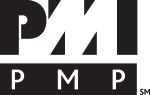 PMP LOGO BLACK & White
