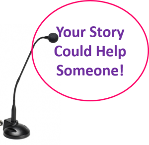 Yourstorycouldhelp