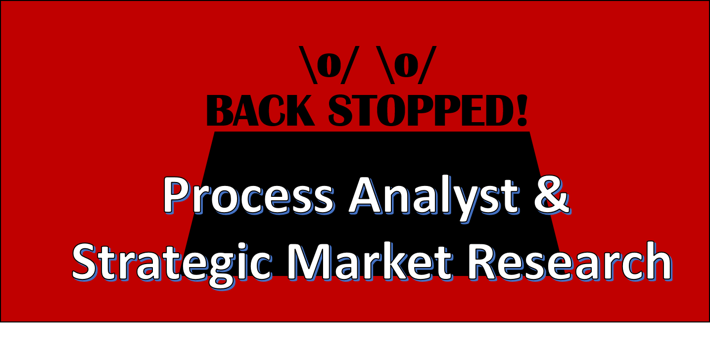 backstopped bpa and market research