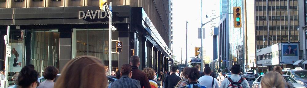 peoplecrossingnearbaygeweek