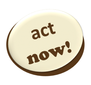 Act now strategy execution help