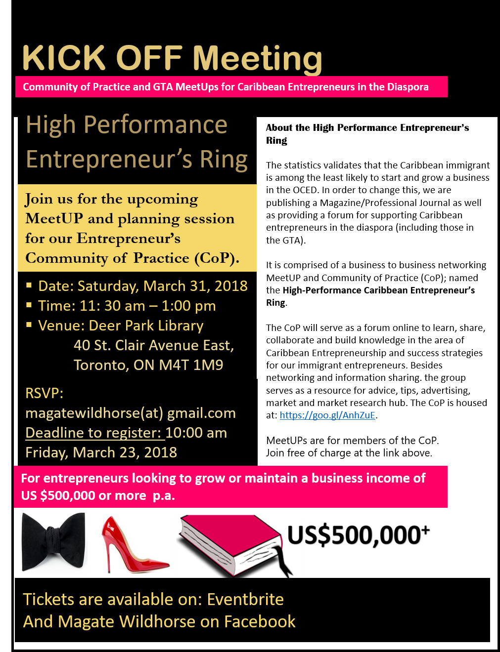meetup, b2b networking, caribbean entrepreneur's community of practice, high performance entrepreneur's ring, GTA entrepreneur's meetup, caribbean, diaspora