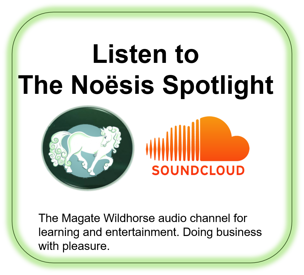 Magate Wildhorse Soundcloud channel, audio stories for business