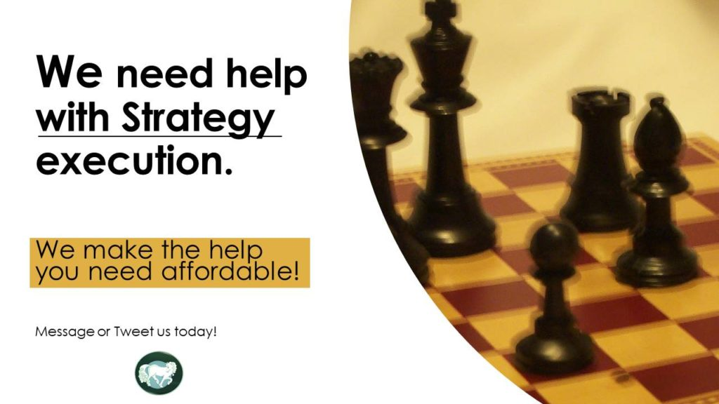 strategy execution help corporate strategy planning internationally local