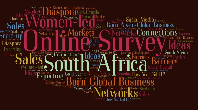 born global and born-again global South African Women-led Online Survey