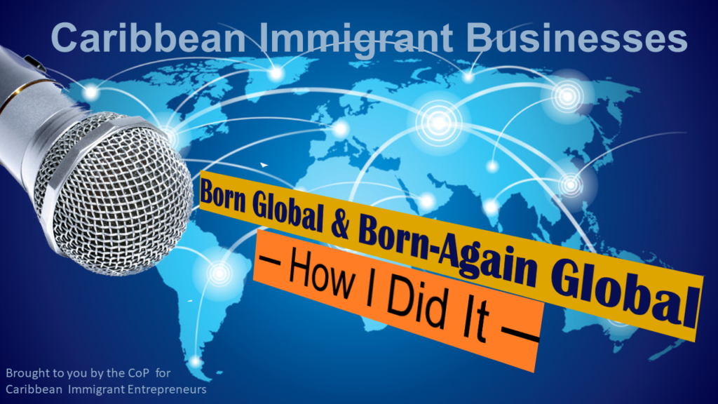 born again born global speaker panel