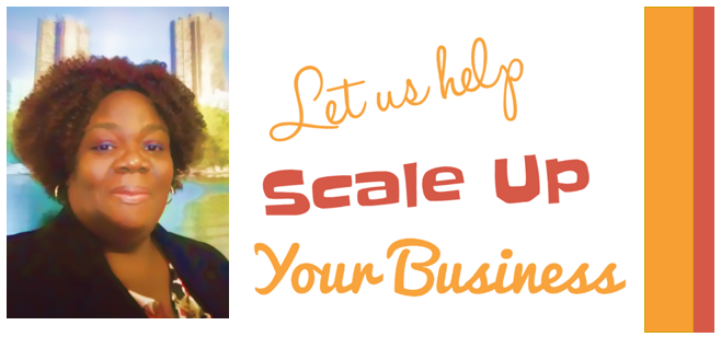 Scaling up doesn't happen overnight. We are here to help you do it a step at a time