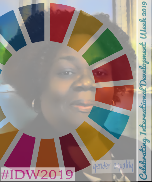 International development week 2019 celebrating #IDW2019 IDW2019 gender equality