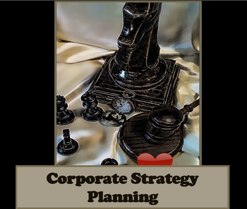 Corporate Strategy Planning Solution Magate Wildhorse Ltd Serious Business with heart