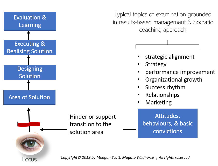 executive coaching how it works