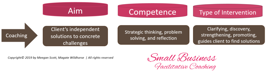 SME Business executive coaching what