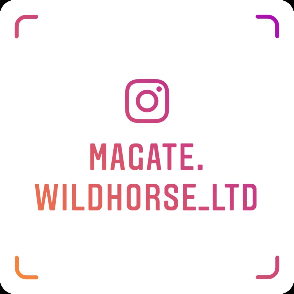 Magate Wildhorse Ltd instagram badge magate wildhorse ltd @magate.wildhorse_ltd