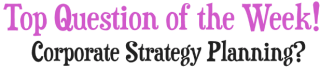 top question of the week strategy feb 26 smart