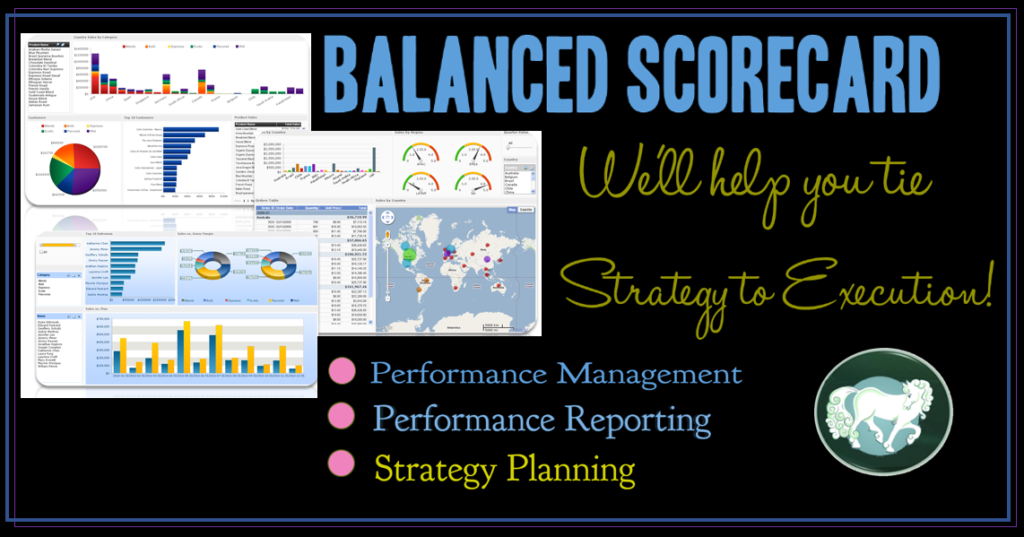 Balanced Scorecard, corporate strategy planning, strategic planning, performance management, performance reporting, results based management Magate Wildhorse Solution
