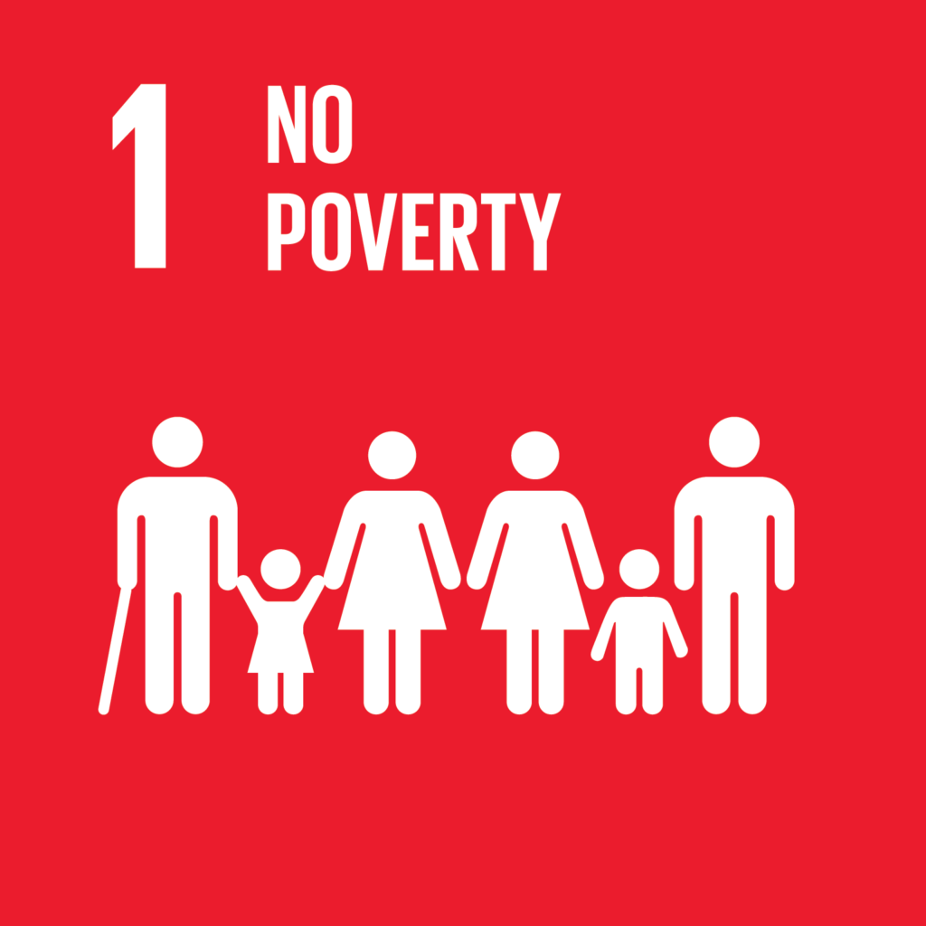 #1 No Poverty