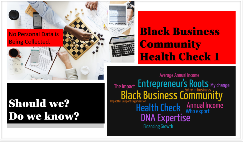 Black Businesss Health Check no PDC