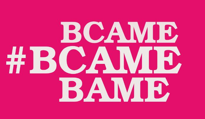 BCAME PINK BACKGROUND