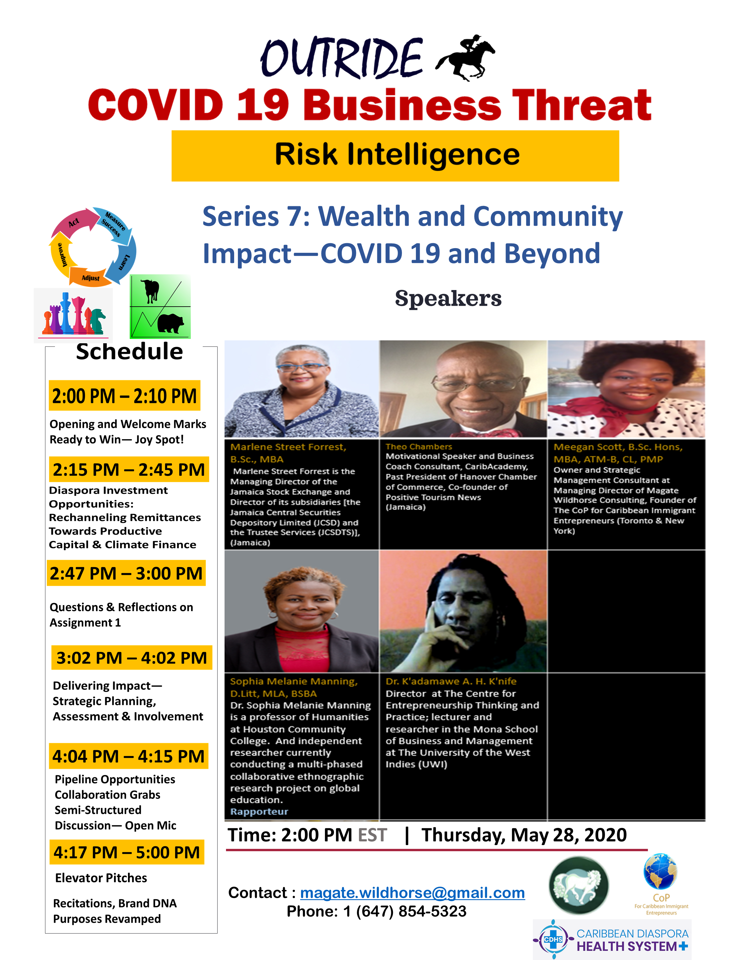 Programme Speaks Outride COVID 19 Community Impact.v.2