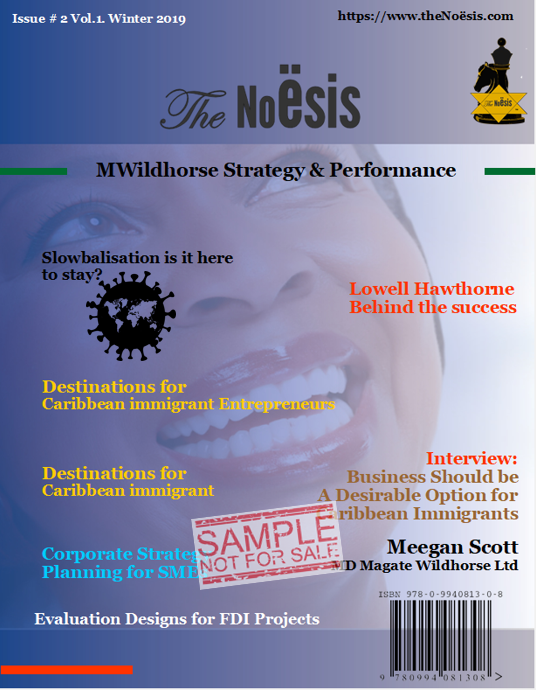 Noesis Cover Winter 2020