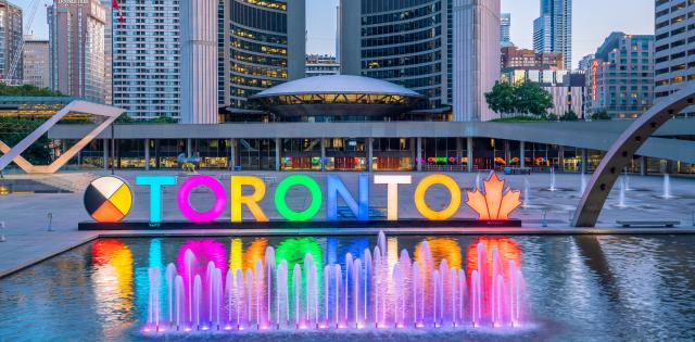 Toronto half smart